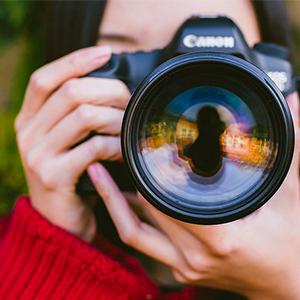 aura photography icon