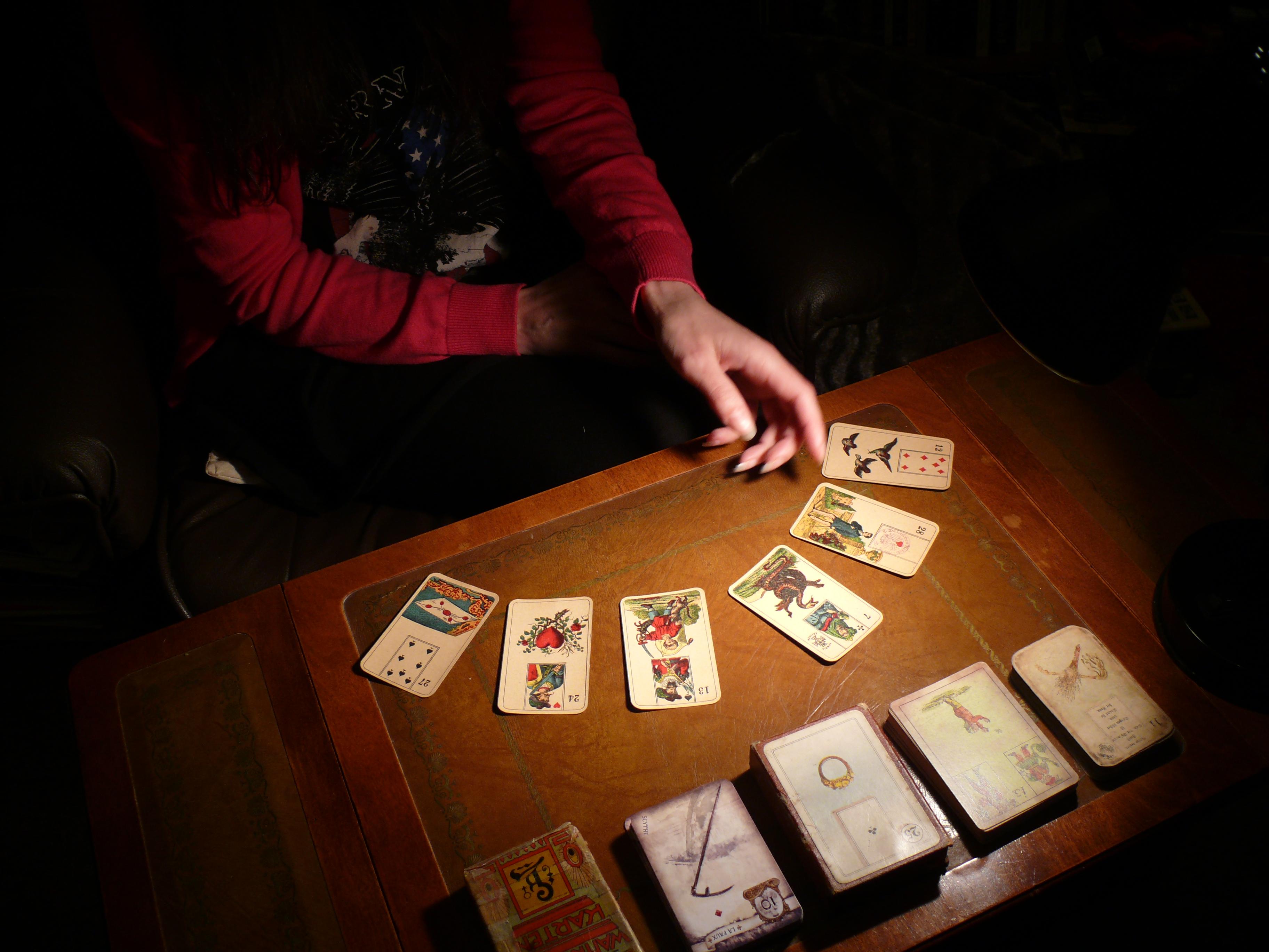 Tarot Card Reading Sangeeta